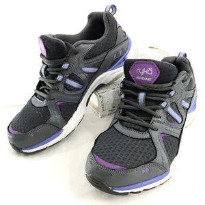 Ryka Shoes - Ryka Revenant Gray Running Shoes 6.5